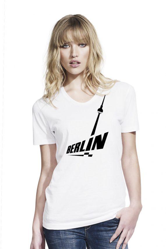 Schwarzrosagold East Berlin Womens shirt